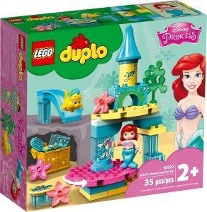 lego 10922 ariels undersea castle