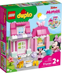 lego 10942 minnies house and cafe