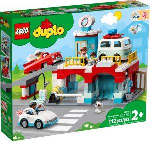 lego 10948 parking garage and car wash