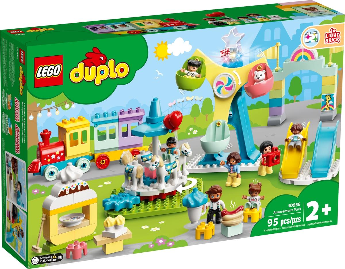 lego 10956 amusement park