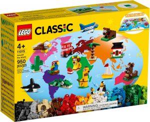 lego 11015 around the world