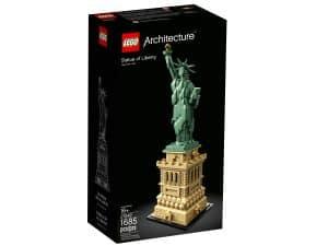 lego 21042 statue of liberty