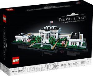 lego 21054 the white house