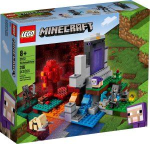 lego 21172 the ruined portal