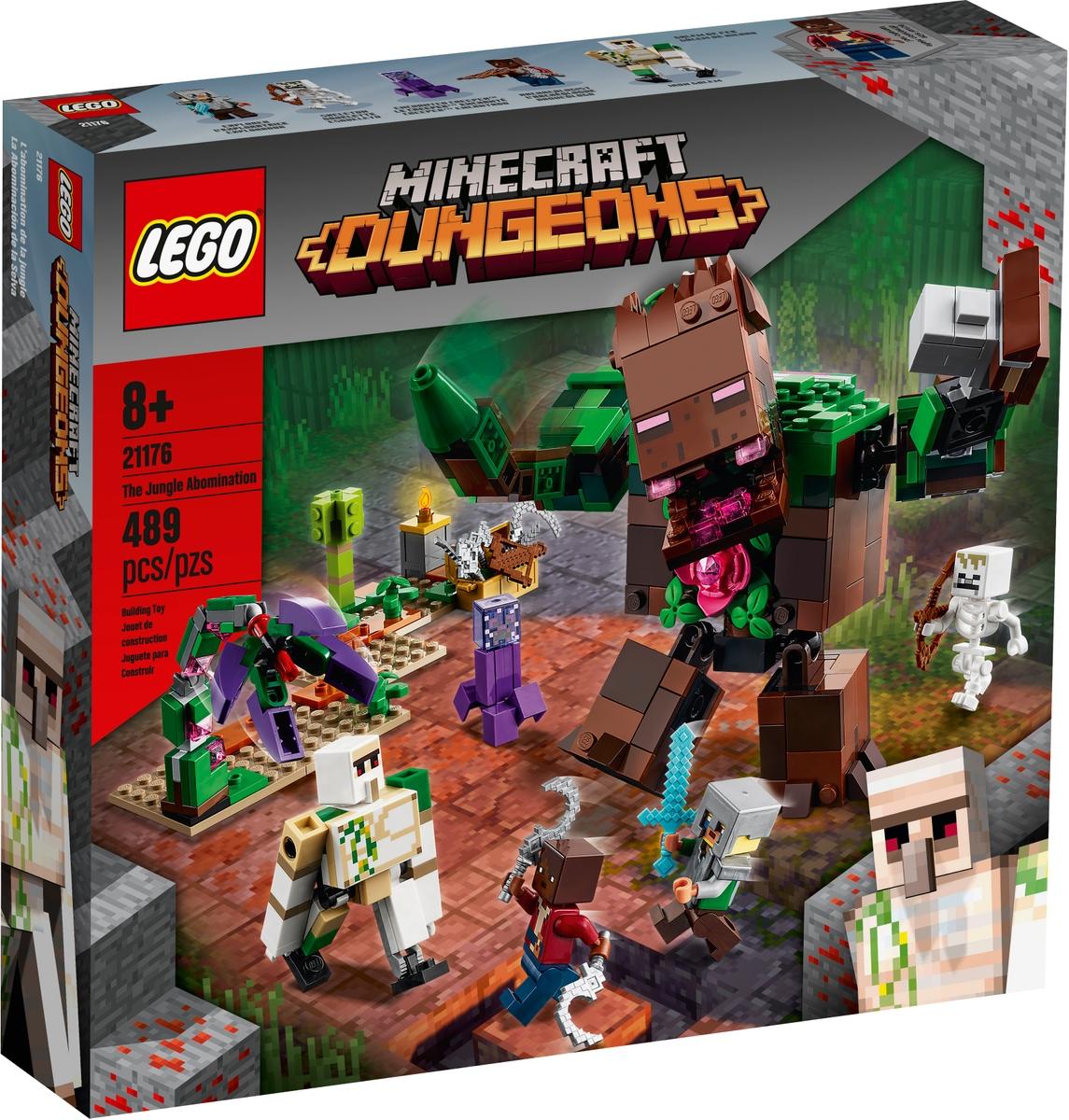 lego 21176 the jungle abomination
