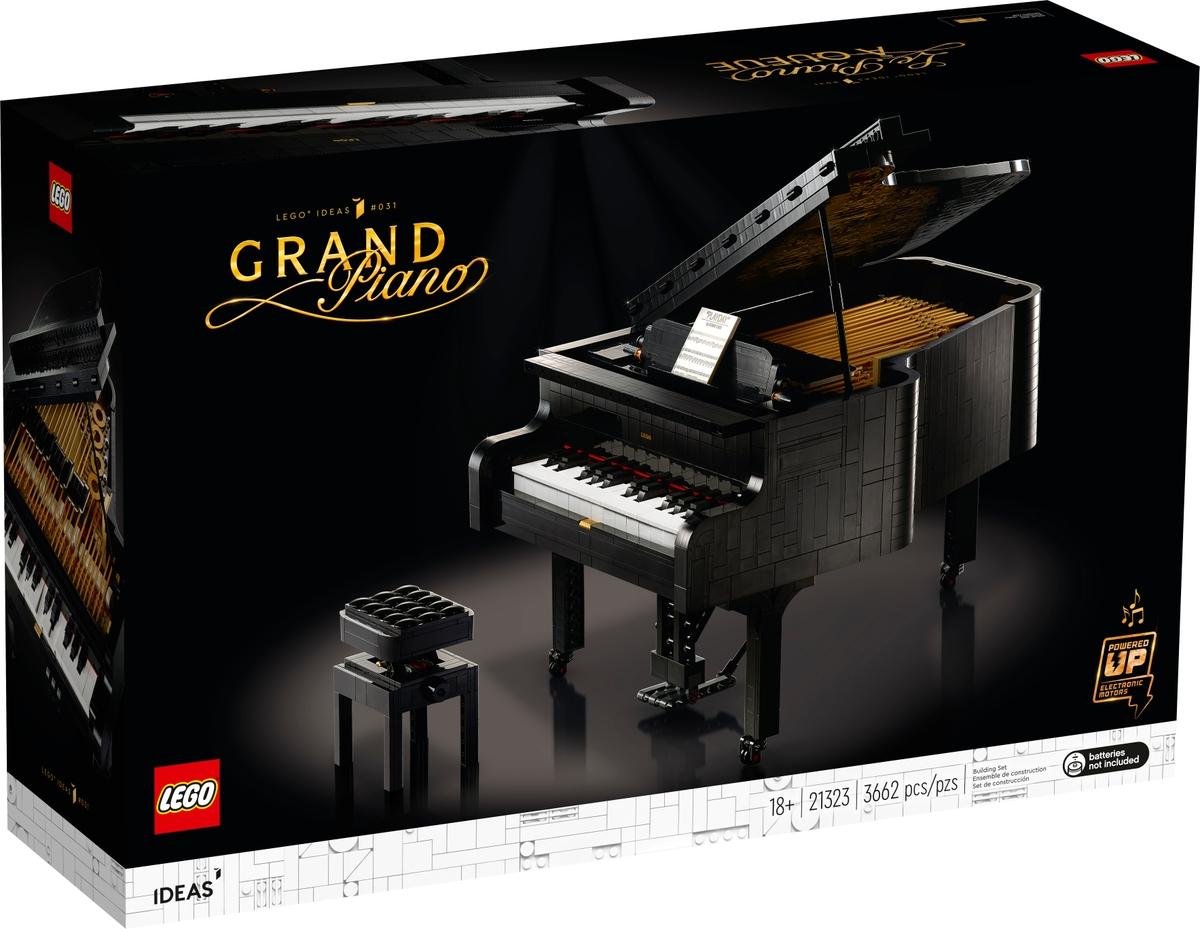 lego 21323 grand piano