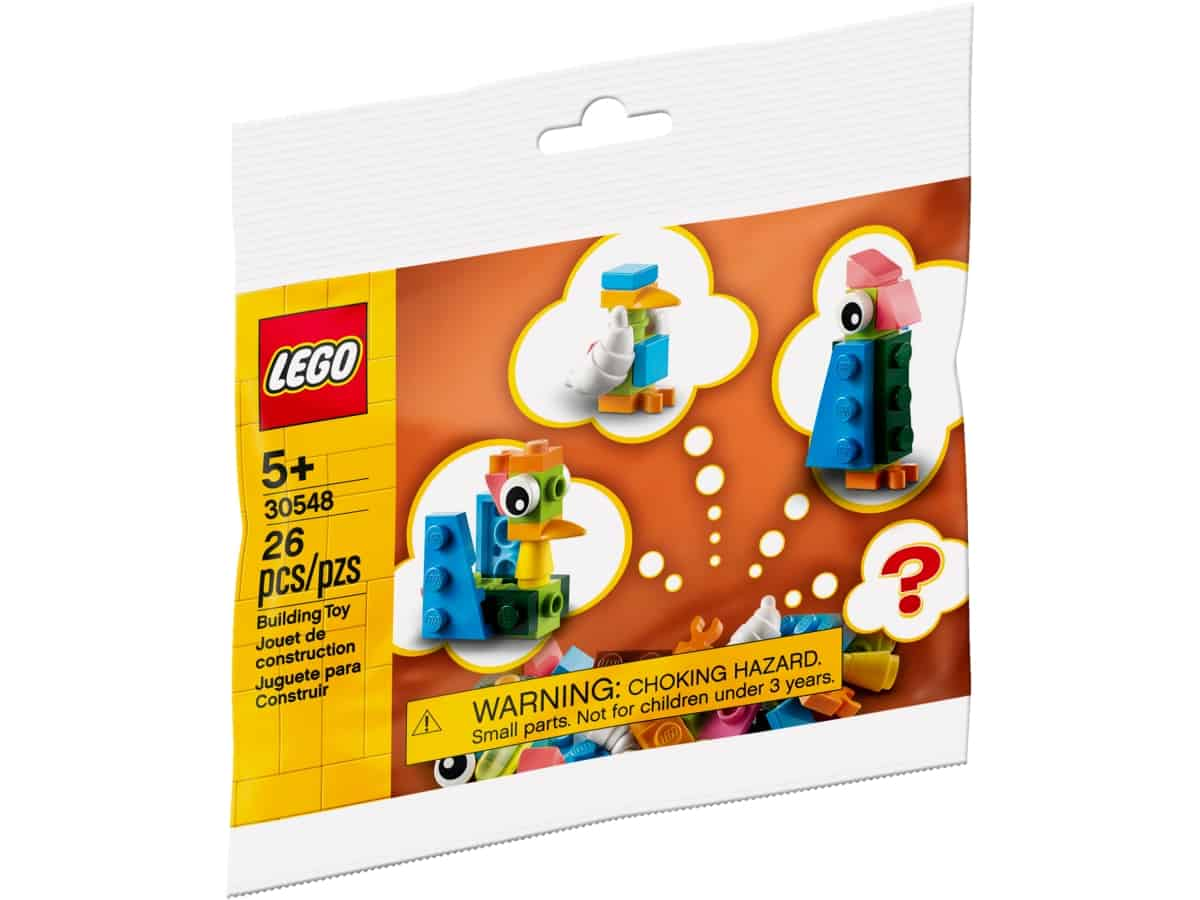 lego 30548 build your own birds make it yours