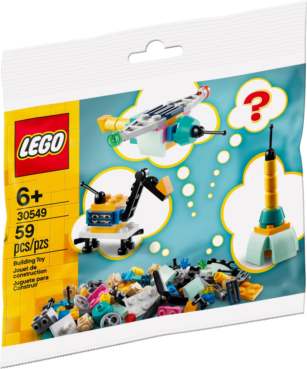 lego 30549 build your own vehicles make it yours