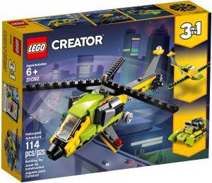 lego 31092 helicopter adventure