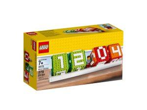 lego 40172 iconic brick calendar