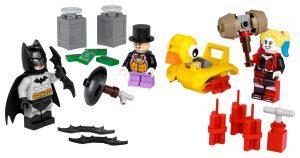 lego 40453 batman vs the penguin harley quinn
