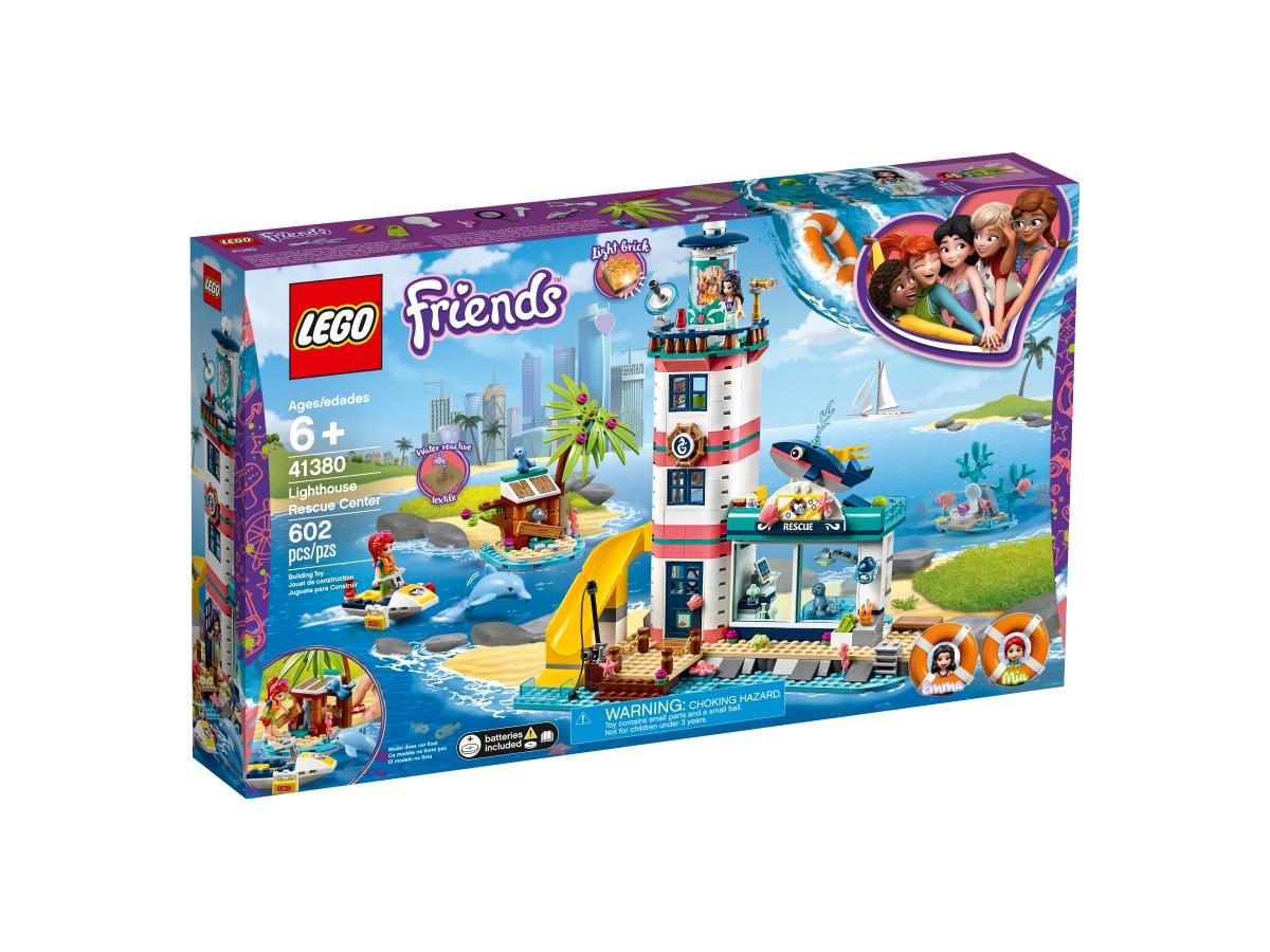 lego 41380 lighthouse rescue center