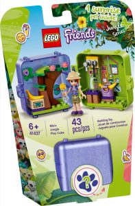 lego 41437 mias jungle play cube