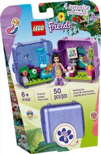 lego 41438 emmas jungle play cube