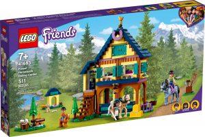 lego 41683 forest horseback riding center
