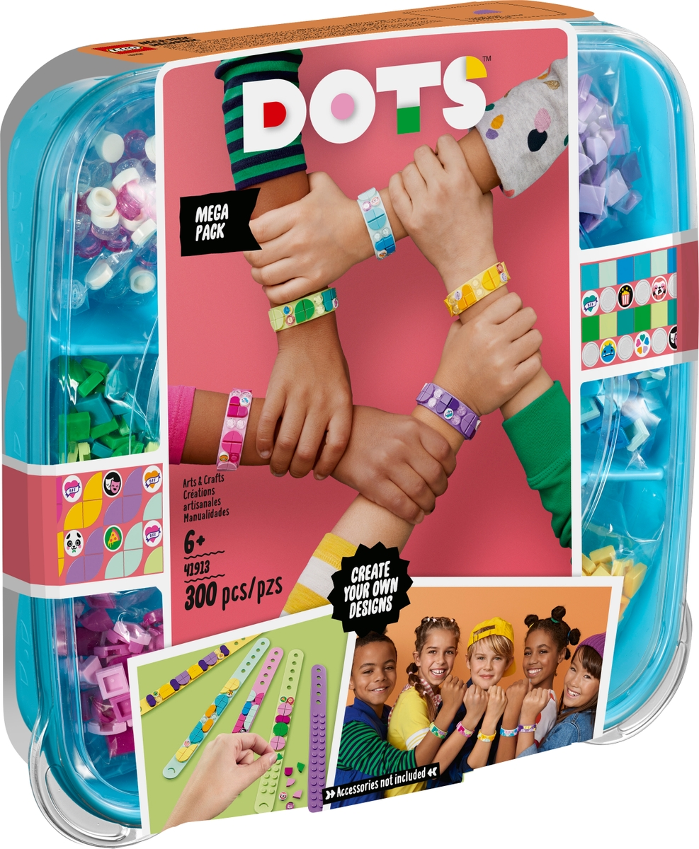 lego 41913 bracelet mega pack