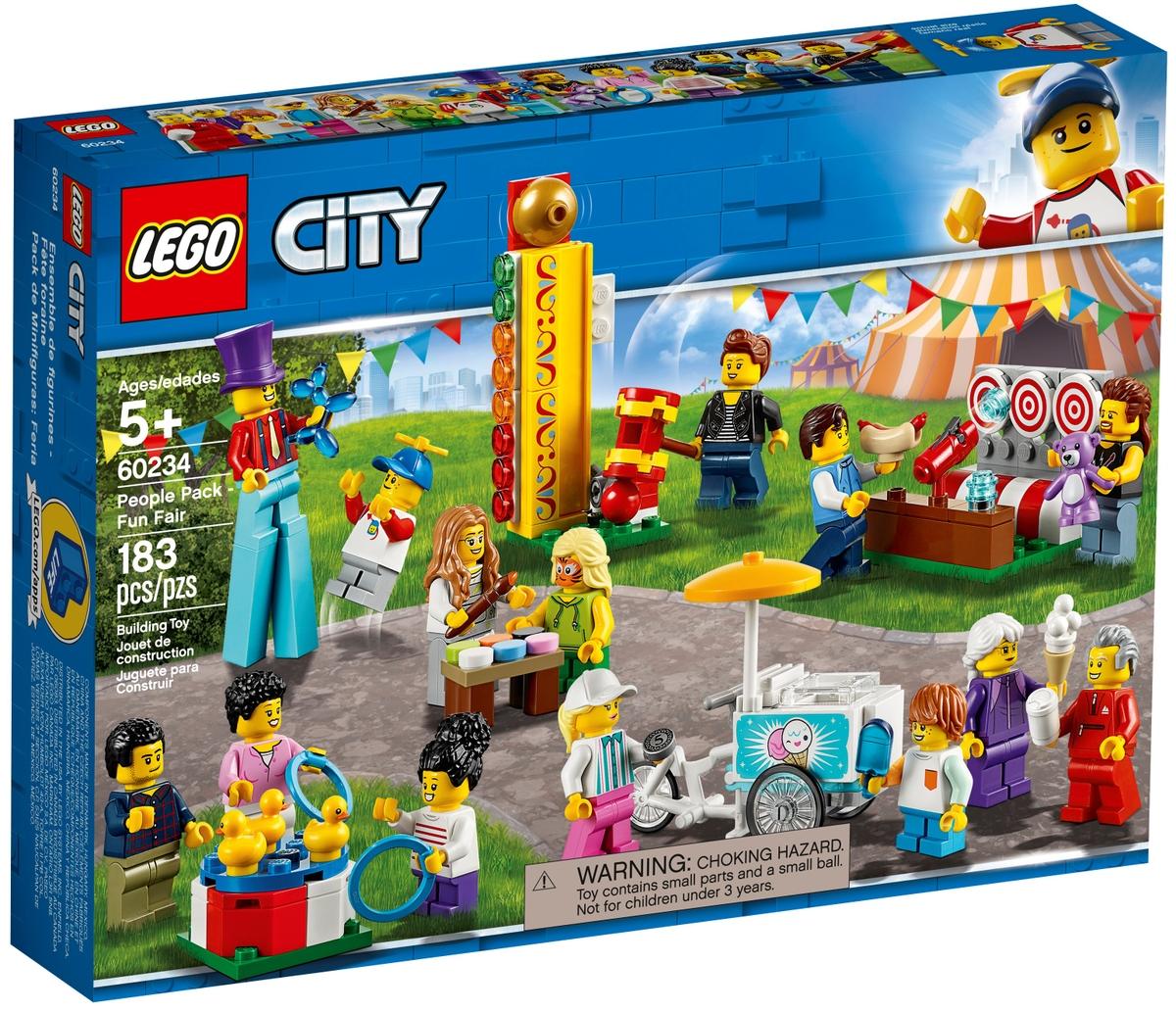 lego 60234 people pack fun fair