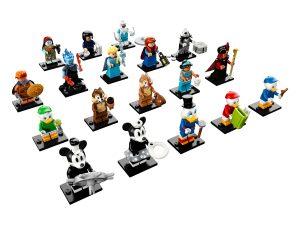 lego 66604 disney series 2 complete box