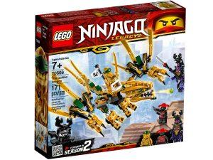 lego 70666 the golden dragon