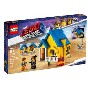 lego 70831 emmets dream house rescue rocket