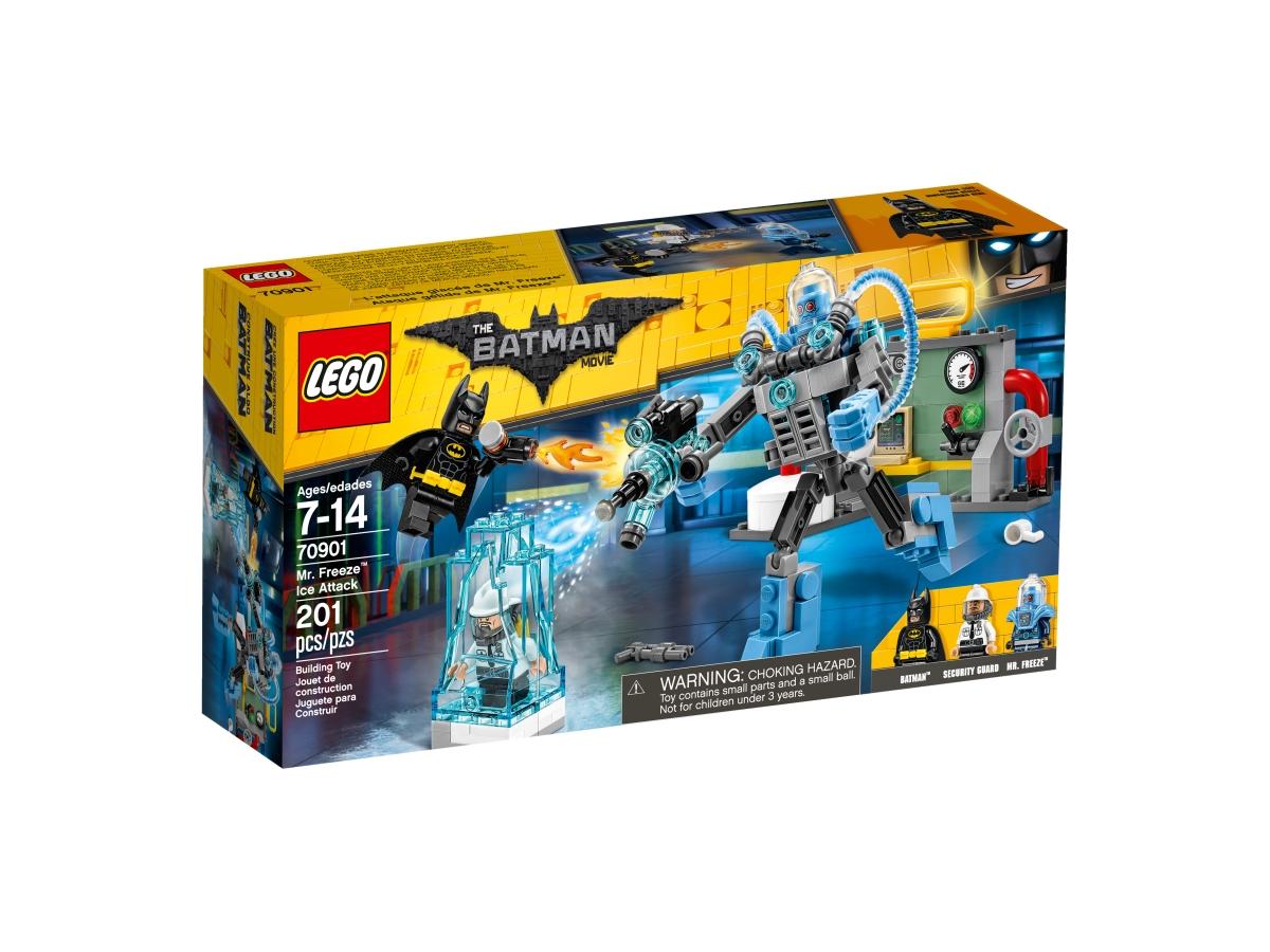lego 70901 mr freeze ice attack