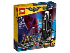 lego 70923 the bat space shuttle