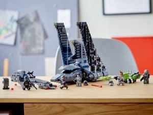 lego 75314 the bad batch attack shuttle
