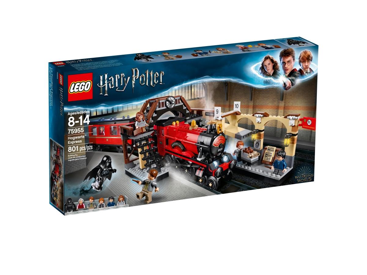 lego 75955 hogwarts