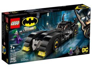 lego 76119 batmobile pursuit of the joker