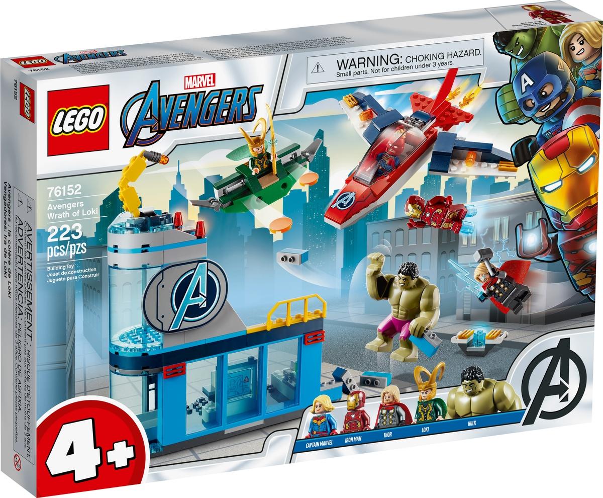 lego 76152 avengers wrath of loki