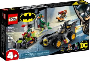 lego 76180 batman vs the joker batmobile chase