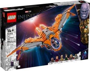 lego 76193 the guardians ship