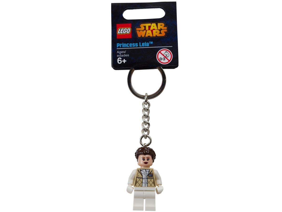 lego 850997 star wars princess leia keyring