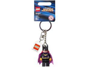 lego 851005 super heroes batgirl keyring
