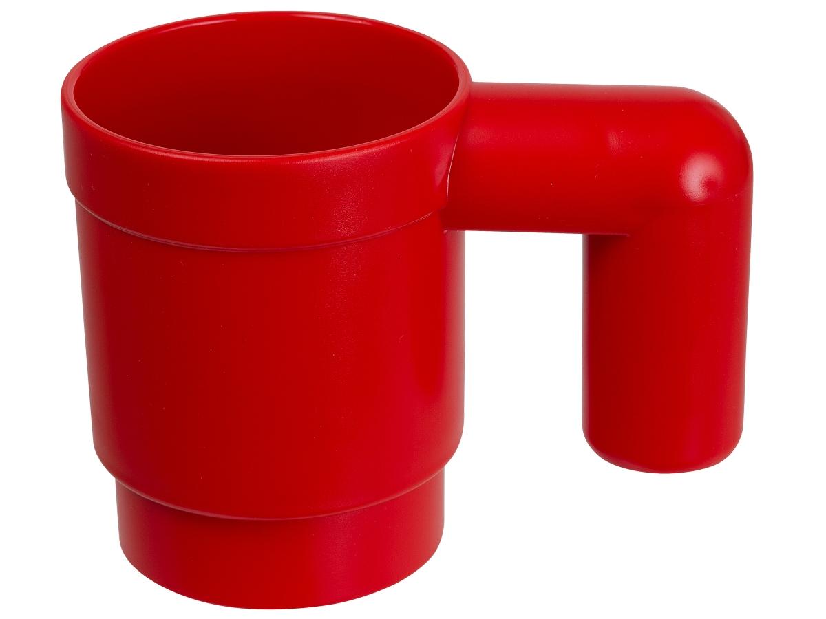 lego 851400 upscaled mug red