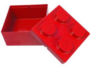 lego 853234 2x2 red storage brick