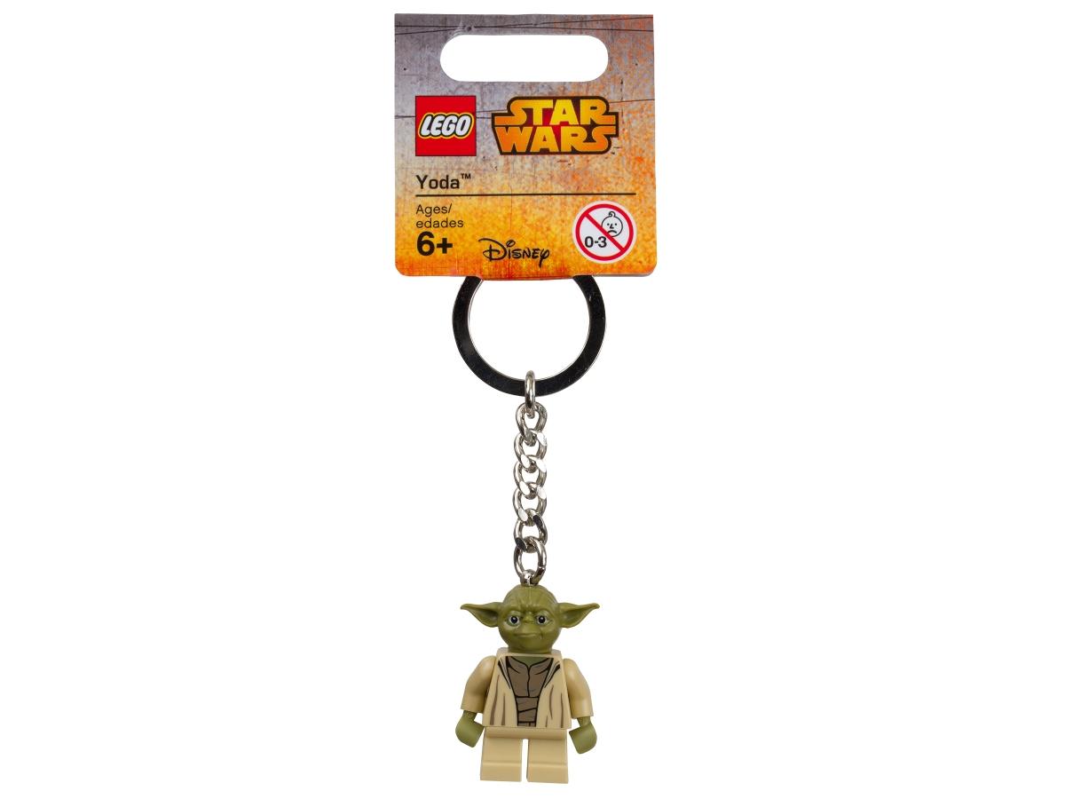lego 853449 star wars yoda keyring