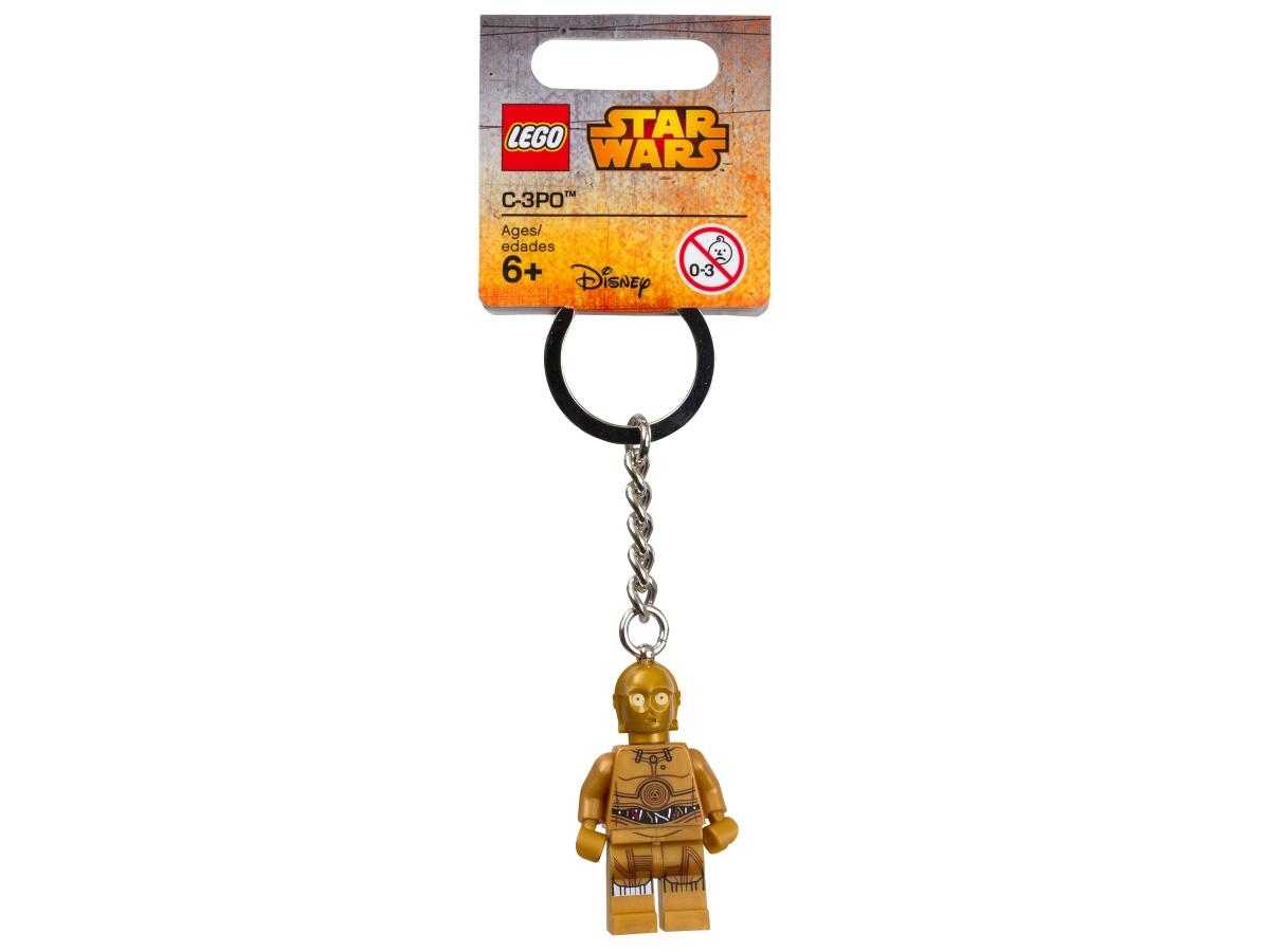 lego 853471 star wars c 3po keyring