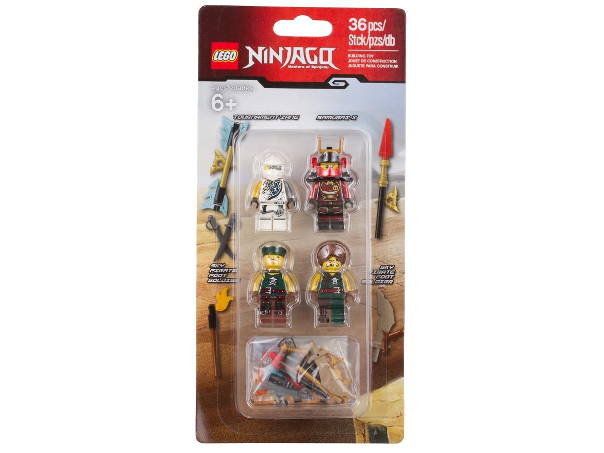 lego 853544 ninjago accessory set