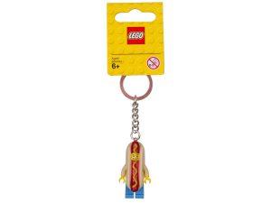 lego 853571 hot dog guy keyring