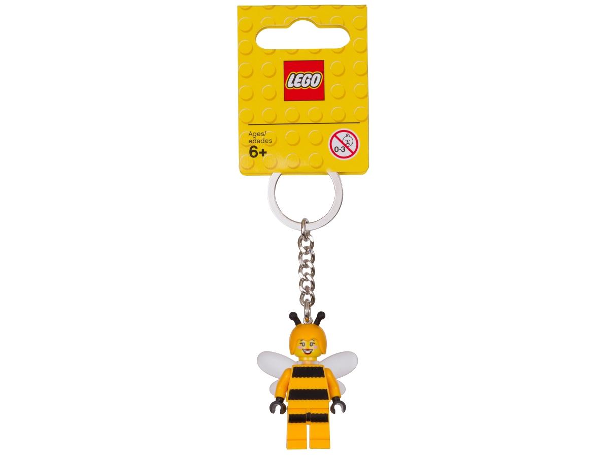 lego 853572 bumblebee girl keyring