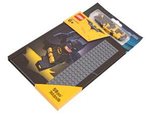 lego 853649 batman notebook with knob cover