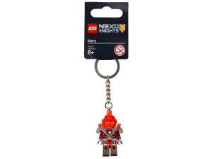 lego 853682 nexo knights macy keyring
