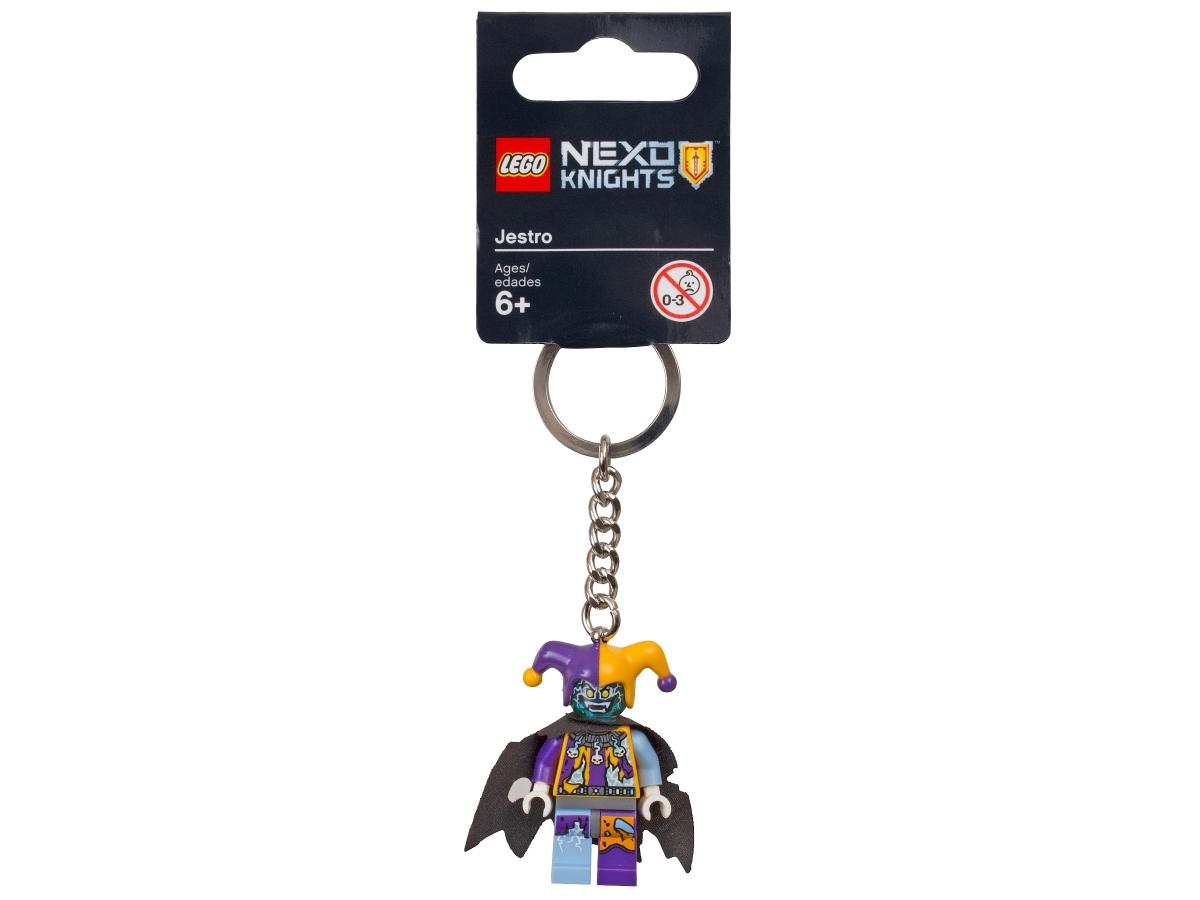 lego 853683 nexo knights jestro keyring