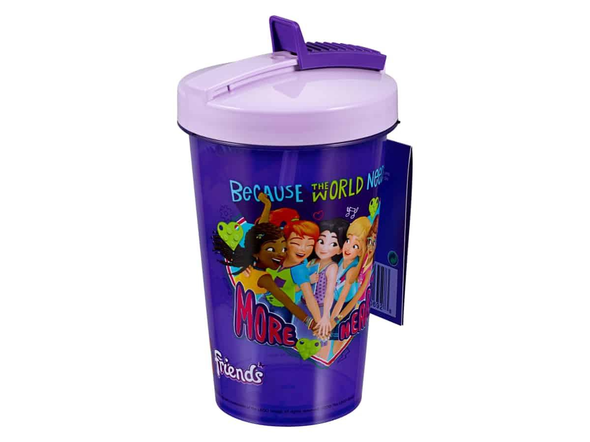 lego 853889 friends tumbler with straw