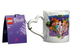 lego 853891 friends ceramic mug