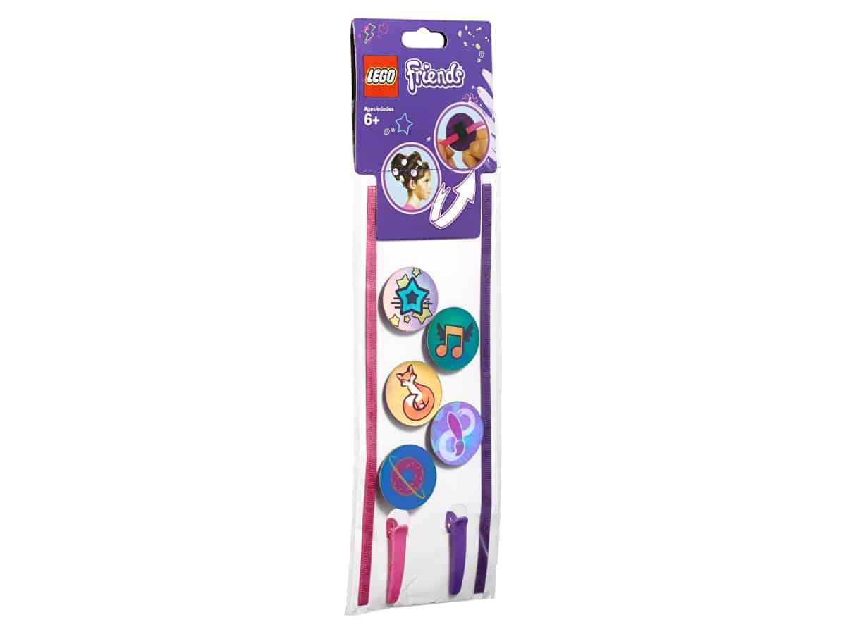lego 853892 friends hair accessory set
