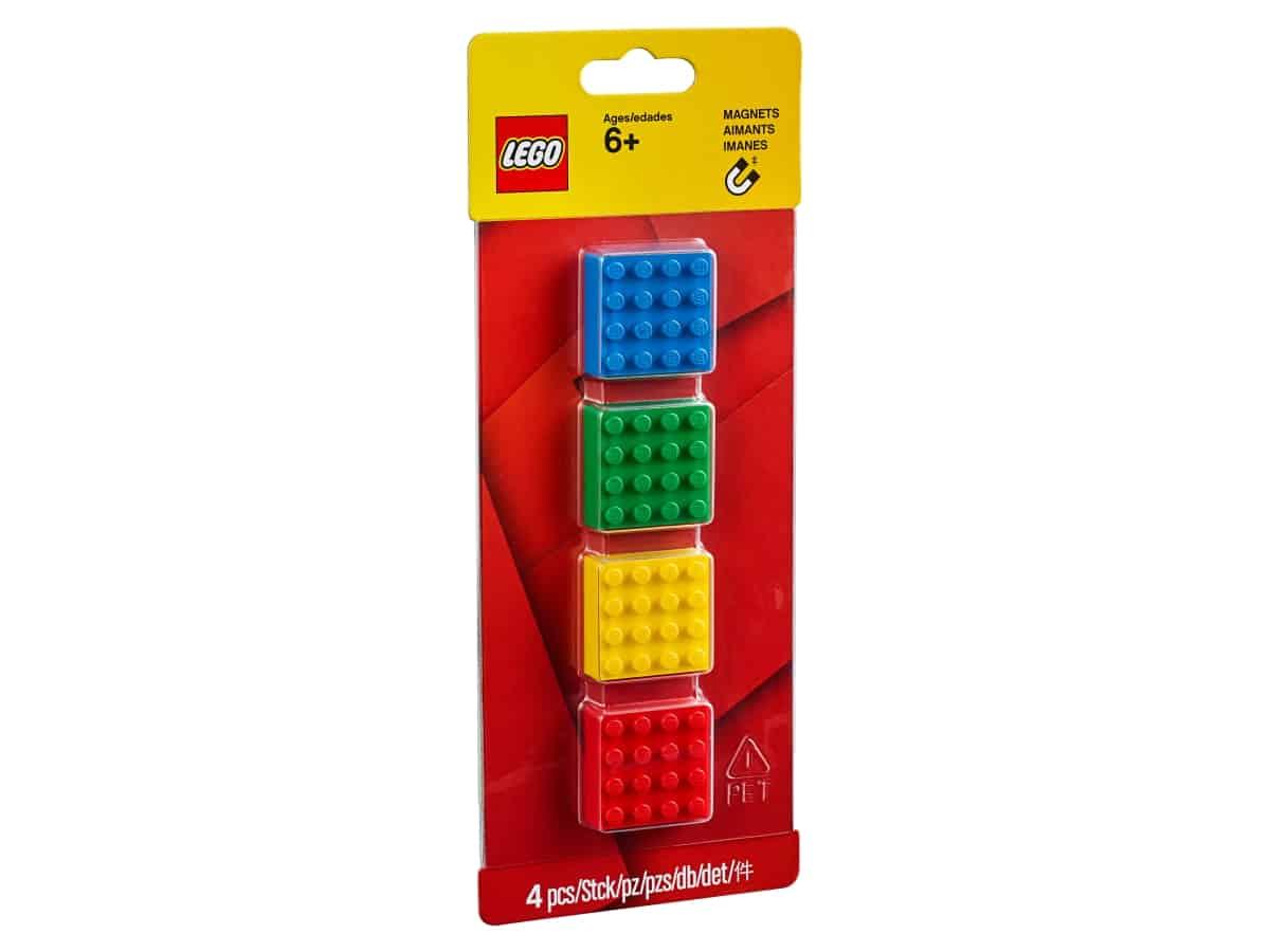 lego 853915 4x4 brick magnets classic