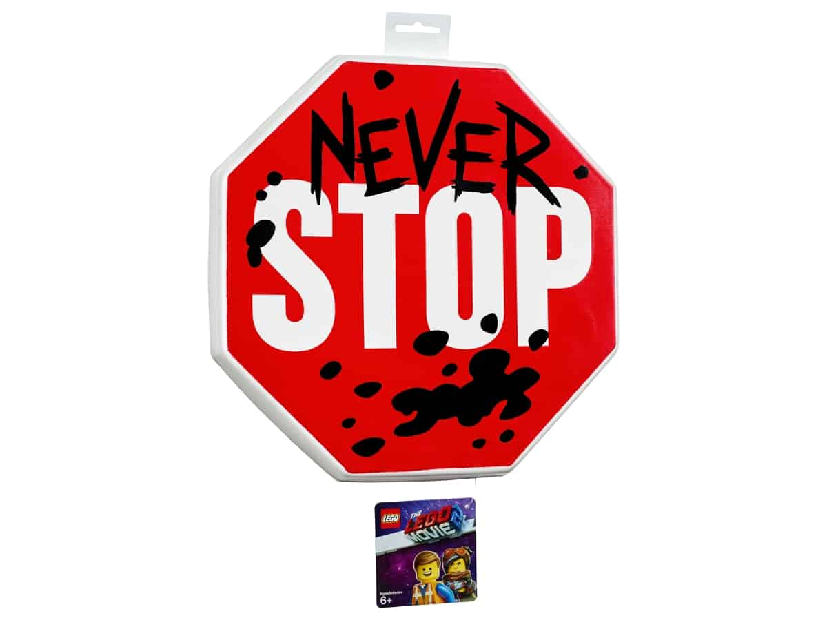lego 853963 tlm2 stop sign shield