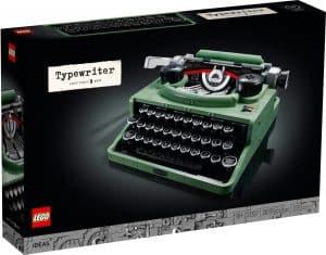 lego 21327 typewriter